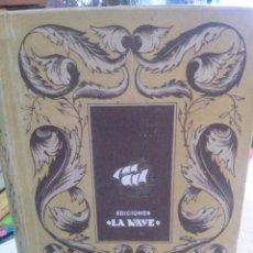 Libros de segunda mano: HUMILLADOS Y OFENDIDOS, FEDOR DOSTOIEWSKI, ED. LA NAVE. Lote 245653170