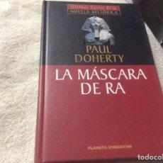 Libros de segunda mano: PAUL DOHERTY - LA MÁSCARA DE RA. Lote 246016380