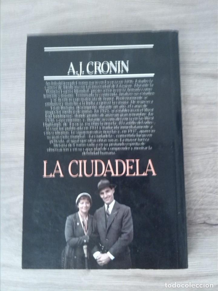 Libros de segunda mano: La ciudadela. A. J. Cronin. Plaza y Janés. 1984. - Foto 2 - 246188915