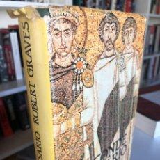 Libros de segunda mano: EL CONDE BELISARIO,ROBERT GRAVES,EDHASA,1989.. Lote 248001110