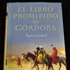 Libros de segunda mano: EL LIBRO PROHIBIDO DE CÓRDOBA. Lote 251578385