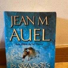 Libros de segunda mano: JEAN M. AUEL LOS CAZADORES DE MAMUTS EMBOLSILLO. Lote 254054400