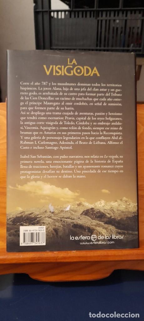Libros de segunda mano: ISABEL SAN SEBASTIAN - Foto 4 - 254385210
