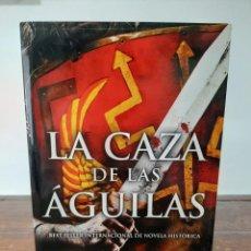 Libros de segunda mano: LA CAZA DE LAS ÁGUILAS - BEN KANE - EDICIONES B, 2016, 1ª EDICION, BARCELONA. Lote 254630975