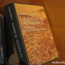Libri di seconda mano: LA ESTATUA DE BRONCE, LINDSEY DAVIS, EDHASA, 1992. Lote 254882430