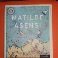 Libros de segunda mano: EL ORIGEN PERDIDO. AUTOR MATILDE ASENSI. Lote 255919645