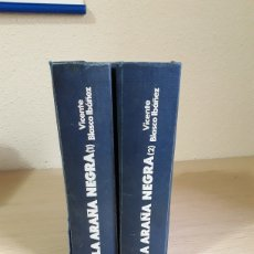 Libros de segunda mano: LA ARAÑA NEGRA. Lote 257378290