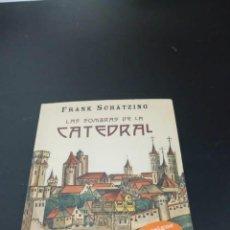 Libros de segunda mano: LA SOMBRAS DE LA CATEDRAL. Lote 257733305