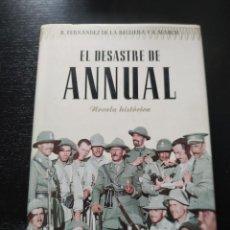 Livros em segunda mão: EL DESASTRE DE ANNUAL - R. FERNÁNDEZ DE LA REGUERA Y S. MARCH. PLANETA. Lote 259745130