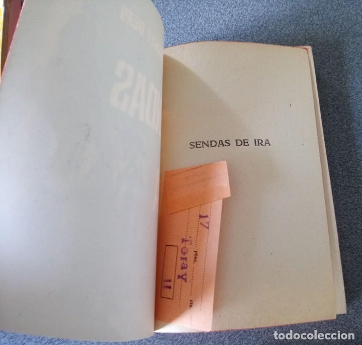 Libros de segunda mano: Lote novelas Oeste Un Revolver Impacable Sendas de Ira Estefania El Vengador El Socarrón - Foto 8 - 260051200