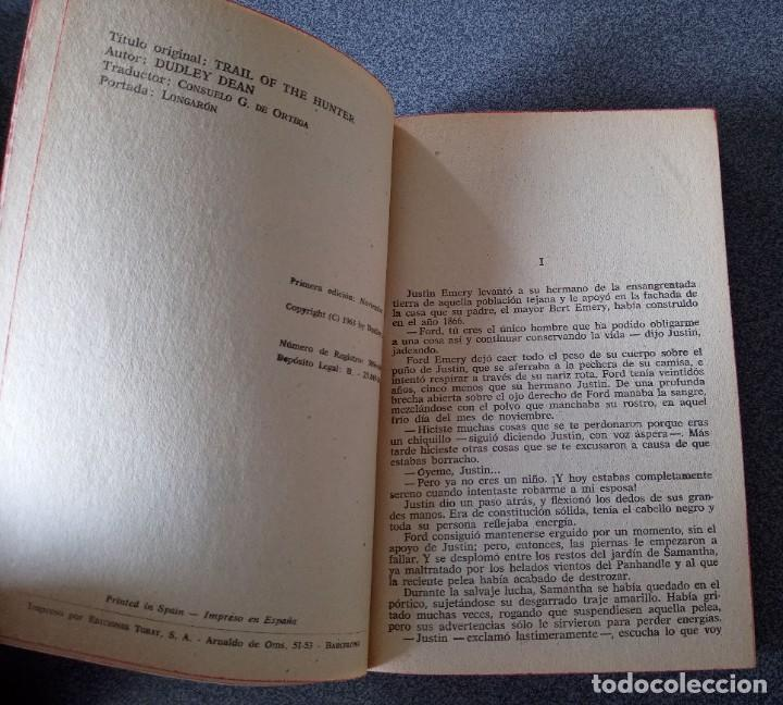 Libros de segunda mano: Lote novelas Oeste Un Revolver Impacable Sendas de Ira Estefania El Vengador El Socarrón - Foto 10 - 260051200