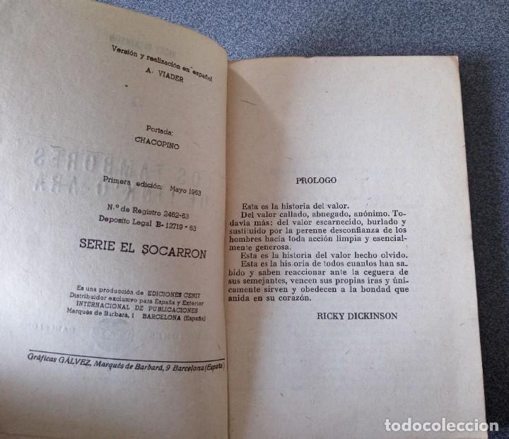 Libros de segunda mano: Lote novelas Oeste Un Revolver Impacable Sendas de Ira Estefania El Vengador El Socarrón - Foto 15 - 260051200