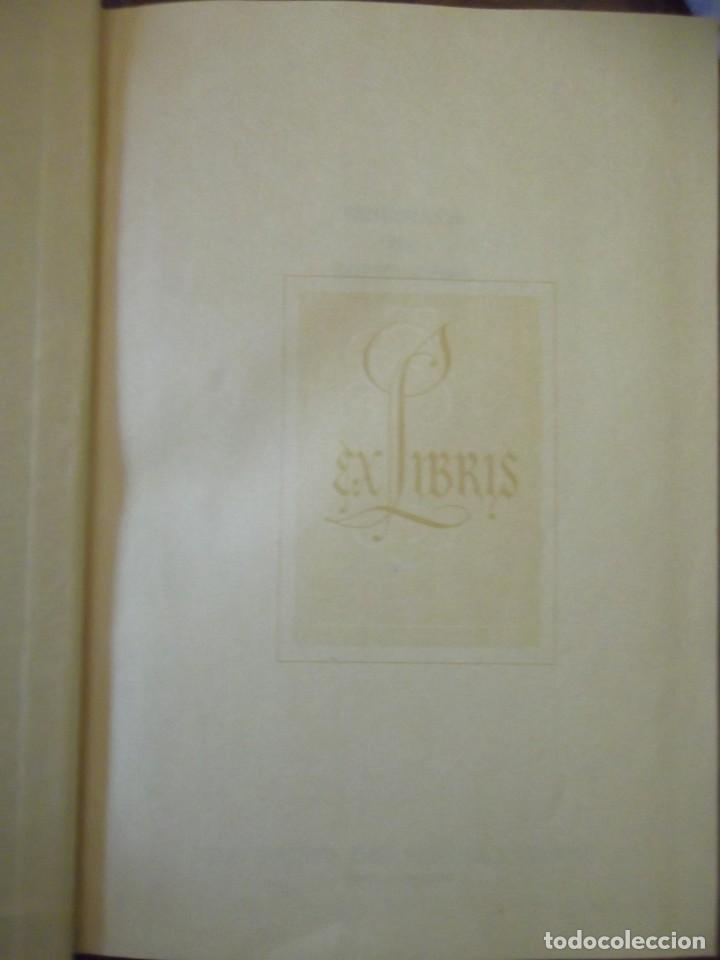 Libros de segunda mano: EX LIBRIS ! Antigua Biblioteca Reader´s Digest . 4 obras con 580 pag - Foto 3 - 261691765