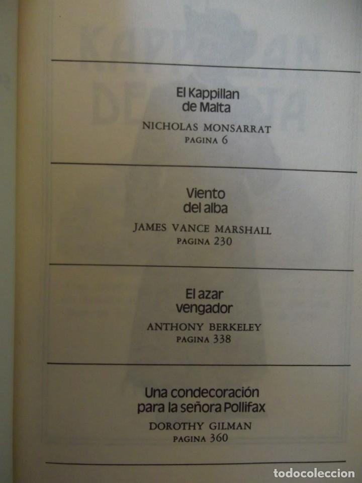 Libros de segunda mano: EX LIBRIS ! Antigua Biblioteca Reader´s Digest . 4 obras con 580 pag - Foto 5 - 261691765
