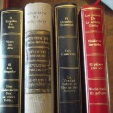 Libros de segunda mano: EX LIBRIS ! ANTIGUA BIBLIOTECA READER´S DIGEST . 4 OBRAS CON 580 PAG. Lote 261691765