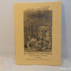 Libros de segunda mano: ANÓNIMO. PASTELERO DE CARNE HUMANA Y EL BARBERO ASESINO, EL.. Lote 262115920