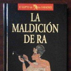 Libros de segunda mano: LA MALDICIÓN DE RA (NAGUIB MAHFUZ) NOVELA HISTÓRICA. PLANETA 1998. Lote 262153595