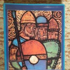 Livros em segunda mão: HISTORIA DE LOS REYES DE BRITANIA.- GEOFFREY DE MONMOUTH SIRUELA.. Lote 262736615