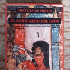 Libros de segunda mano: EL CABALLERO DEL LEON - CHRETIEN DE TROYES ( SIRUELA ). Lote 262737695