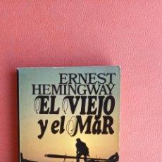 Libros de segunda mano: EL VIENTO Y EL MAR. ERNEST HEMINGWAY. EDITORIAL PLANETA.. Lote 262901760