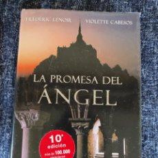 Libros de segunda mano: LA PROMESA DEL ÁNGEL. / LENOIR FRÉDÉRIC Y VIOLETTE CABESOS.. Lote 263122075