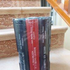 Livros em segunda mão: NOVELA HISTORICA ESTUCHE TRILOGIA DE LA RECONQUISTA PERIDIS PRECINTADO. Lote 266601158