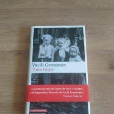 Libros de segunda mano: TODO FLUYE. VASILI GROSSMAN.. Lote 268909659