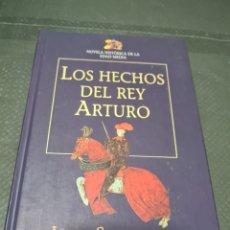 Libros de segunda mano: LOS HECHOS DEL REY ARTURO, 1999, JOHN STEINBECK. Lote 269833393