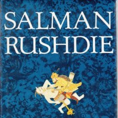 Libros de segunda mano: SALMAN RUSHDIE. VERSOS SATÁNICOS. CÍRCULO DE LECTORES, BARCELONA 1989.. Lote 270173943