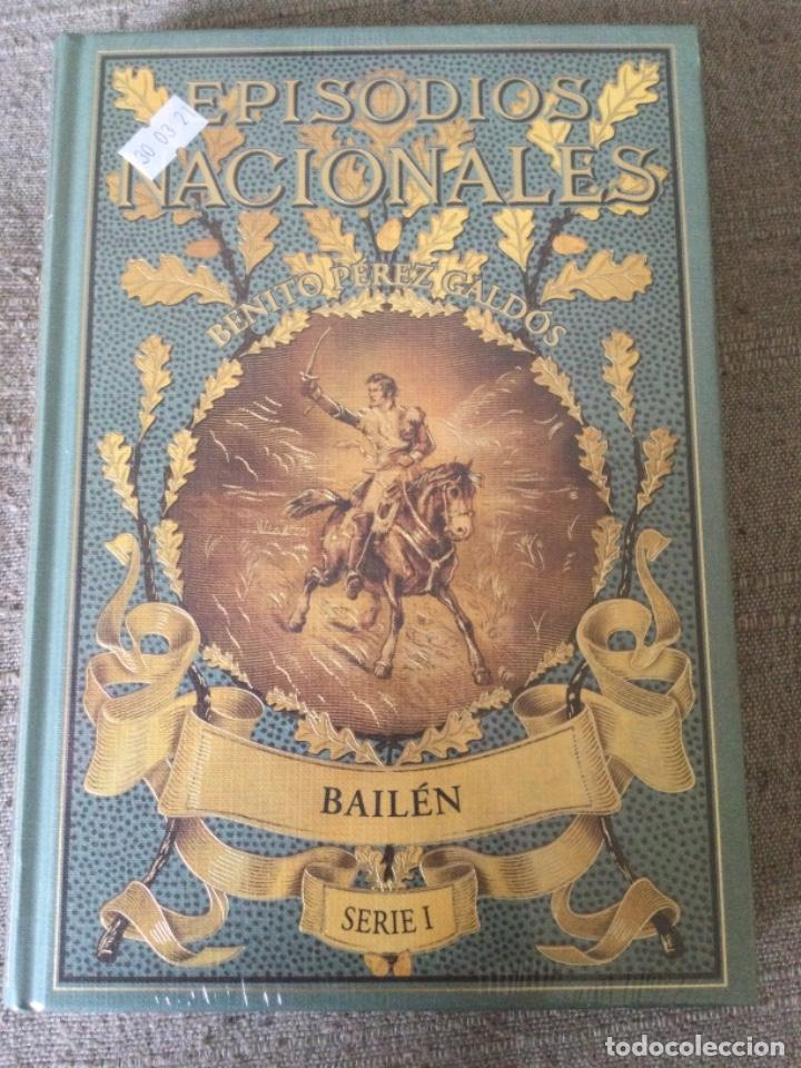 Libros de segunda mano: Episodios Nacionales. Benito Perez Galdos. 6 Tomos Serie I Nuevos Fascimil del Original de 1881 - Foto 6 - 271136028