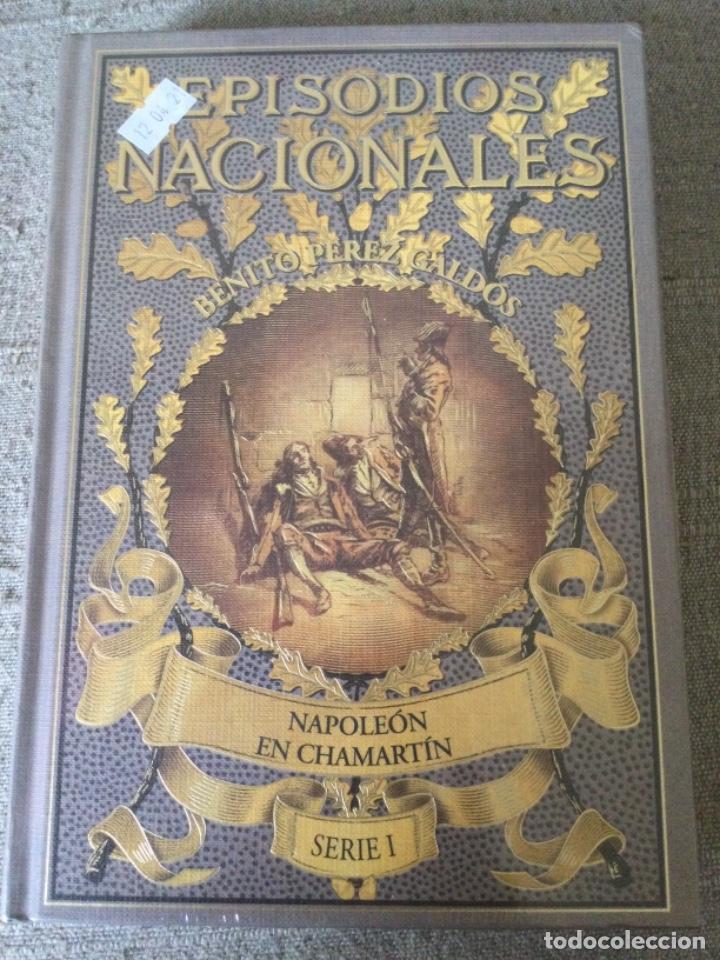 Libros de segunda mano: Episodios Nacionales. Benito Perez Galdos. 6 Tomos Serie I Nuevos Fascimil del Original de 1881 - Foto 7 - 271136028