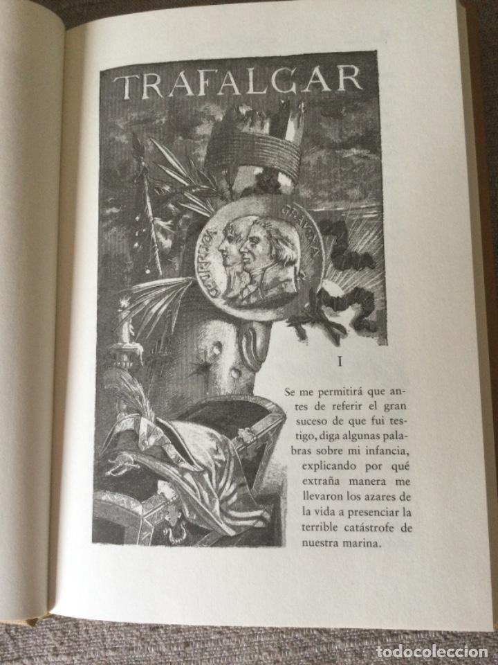 Libros de segunda mano: Episodios Nacionales. Benito Perez Galdos. 6 Tomos Serie I Nuevos Fascimil del Original de 1881 - Foto 10 - 271136028
