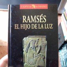 Libros de segunda mano: CHRISTIAN JACQ RAMSÉS EL HIJO DE LA LUZ EL EGIPTO DE LOS FARAONES PLANETA DEAGOSTINI. Lote 271545713