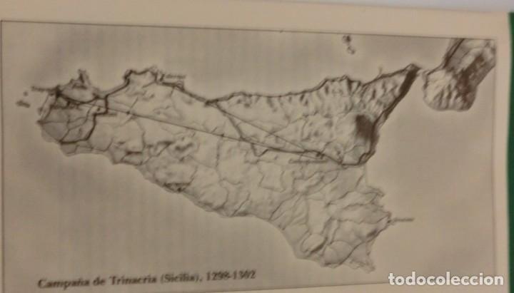 Libros de segunda mano: LA VENGANZA CATALANA. CRÓNICA DE LOS ALMOGÁVARES (ILDEFONSO ARENAS) ACABADO COMPRAR EN LIBRERIA - Foto 8 - 273413963