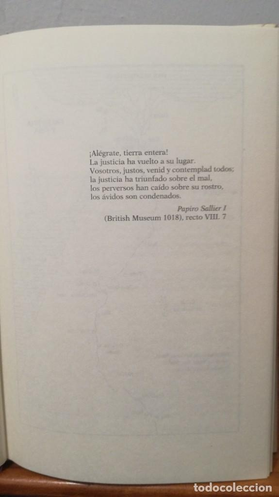 Libros de segunda mano: LA JUSTICIA DEL VISIR -- CHRISTIAN JACQ - Foto 6 - 273915388