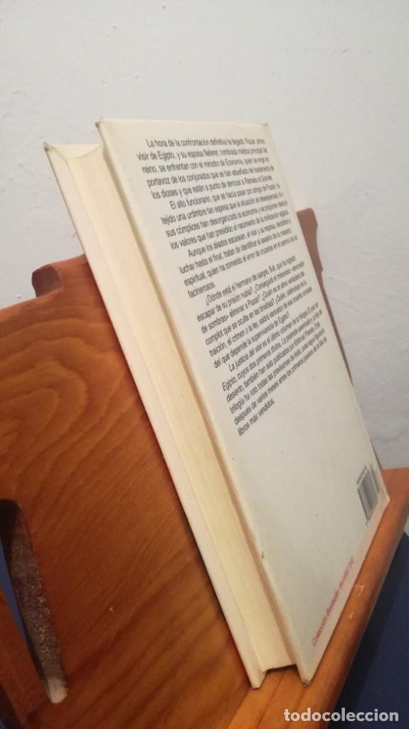 Libros de segunda mano: LA JUSTICIA DEL VISIR -- CHRISTIAN JACQ - Foto 13 - 273915388