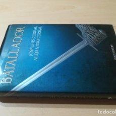 Libros de segunda mano: BATALLADOR / JOSE LUIS Y ALEJANDRO CORRAL / DOCE ROBLES / AH17. Lote 276221548