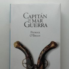 Libros de segunda mano: CAPITÁN DE MAR Y GUERRA - PATRICK O'BRIAN - EL PAIS. Lote 276613513