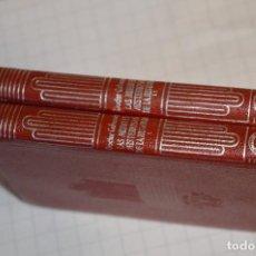 Libros de segunda mano: CRISOL AGUILAR 337 Y 338 - LAS MUERTES MISTERIOSAS DE LA HISTORIA SERIES I Y II / AÑO 1952 ¡DIFÍCIL!. Lote 285448868