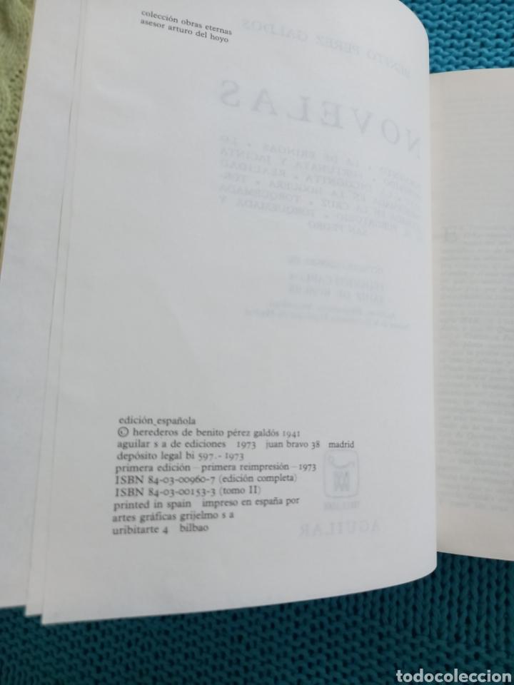 Libros de segunda mano: Benito Pérez GaldosAguilar - Foto 5 - 287910578