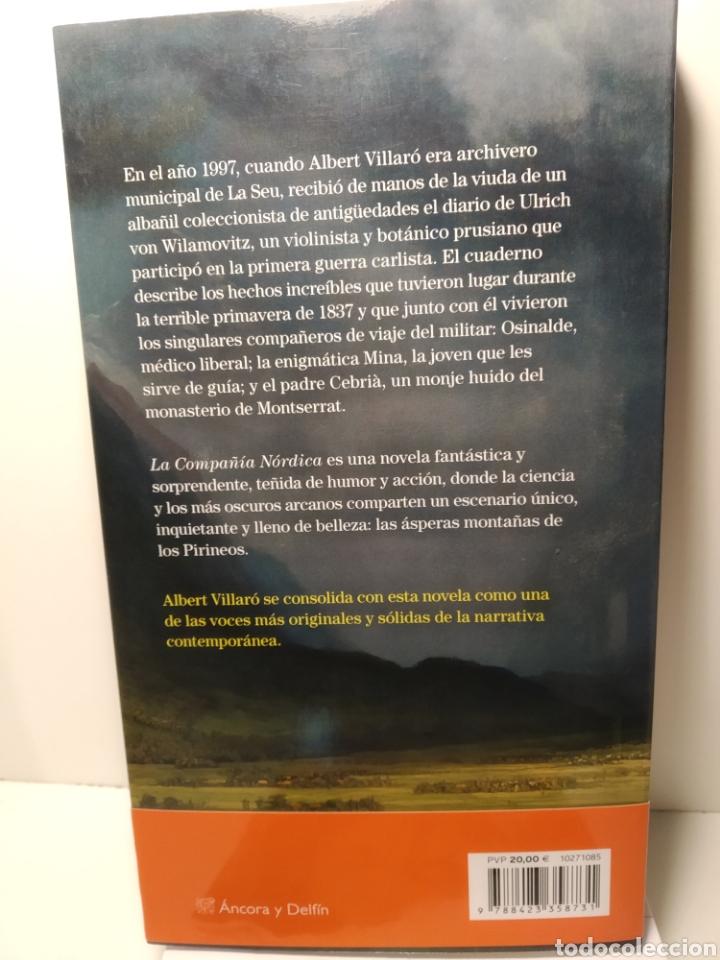 Libros de segunda mano: La Compañía Nórdica Albert Villaró. Guerra carlista - Foto 2 - 273483798