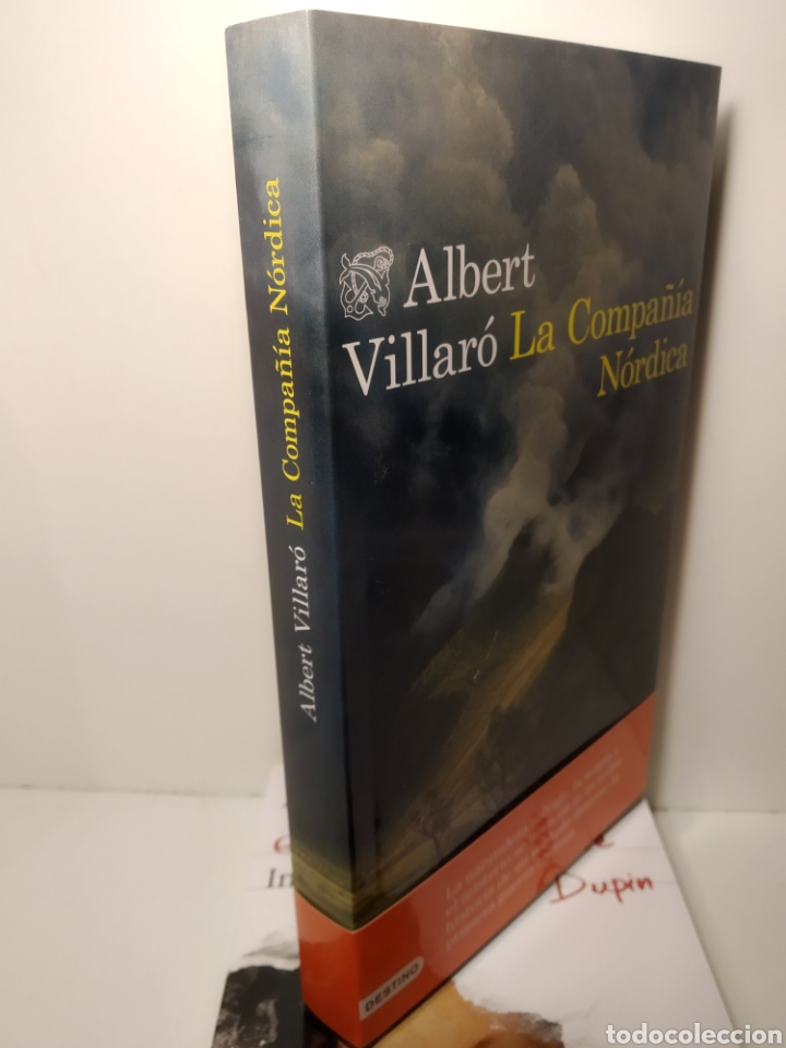Libros de segunda mano: La Compañía Nórdica Albert Villaró. Guerra carlista - Foto 3 - 273483798