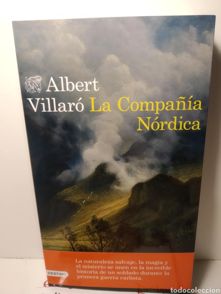 Libros de segunda mano: La Compañía Nórdica Albert Villaró. Guerra carlista - Foto 4 - 273483798