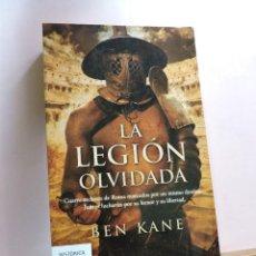 Libros de segunda mano: LA LEGIÓN OLVIDADA. KANE, BEN. HISTÓRICA ZETA. Lote 288172038