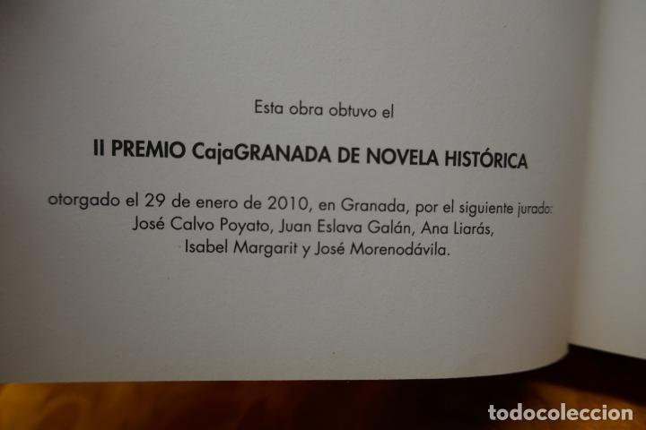 Libros de segunda mano: LA CÚPULA DEL MUNDO / JESÚS MAESO DE LA TORRE / GRIJALBO 1ª EDICIÓN 2010 - Foto 5 - 288304038