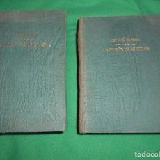 Libros de segunda mano: LOS CIPRESES CREEN EN DIOS-UN MILLON DE MUERTOS-JOSE MARIA GIRONNELLA 1952-61. Lote 289511388