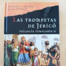 Libros de segunda mano: LAS TROMPETAS DE JERICO (TRILOGIA TEMPLARIA II) NICHOLAS WILCOX. Lote 293882733