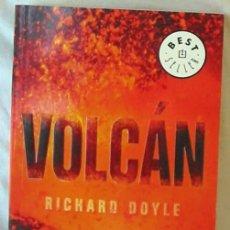 Libros de segunda mano: VOLCÁN - RICHARD DOYLE - RANDOM HOUSE MONDADORI 2008 - VER DESCRIPCIÓN. Lote 293888888