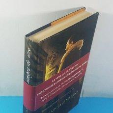 Libros de segunda mano: LA SOMBRA DE OTRO, LA VIDA DE CERVANTES, LUIS GARCIA JAMBRINA 2014 GRUPO Z B 398 PAG TAPA DURA. Lote 295489548
