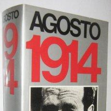 Libros de segunda mano: AGOSTO 1914 - ALEXANDER SOLJENITSIN. Lote 296844813